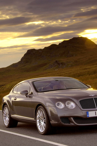 Scenery and Bentley