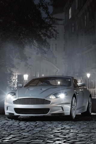 Beautiful Aston Martin Coupe