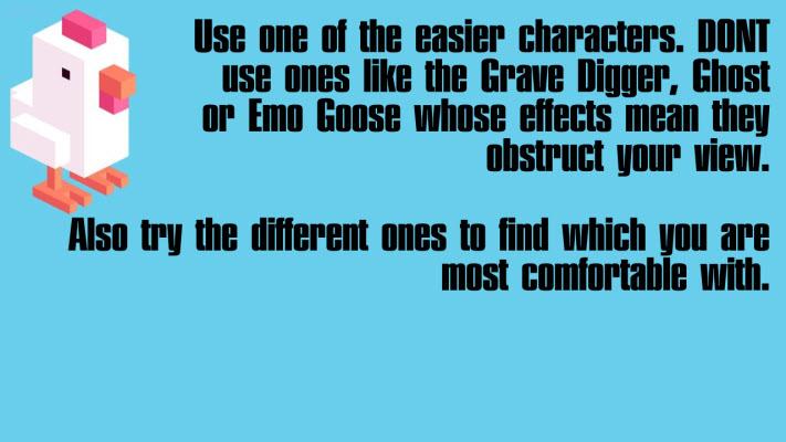 Easiest characters