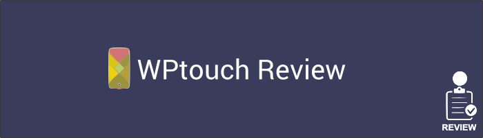WP touch logo