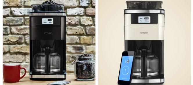 Coffee maker app