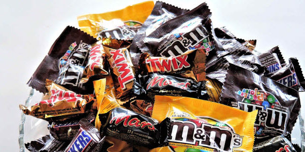 Delicious chocolates CC0 image
