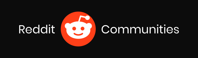 Find Reddit Communities