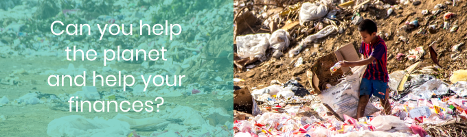 Reduce plastic consumption