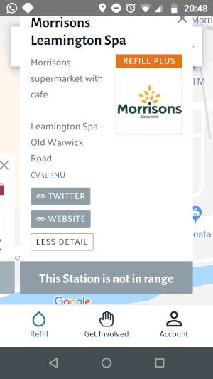 Morrisons listing