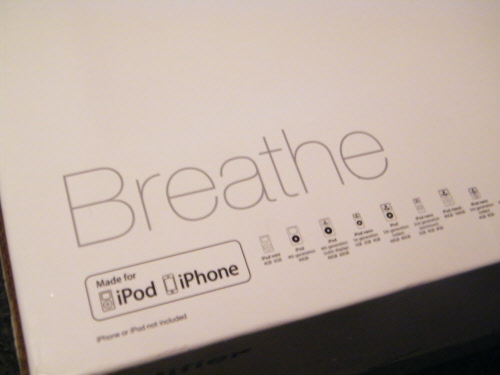 Breathe Compatible Devices