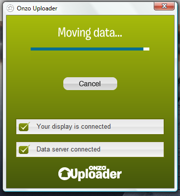 Data Uploader Software