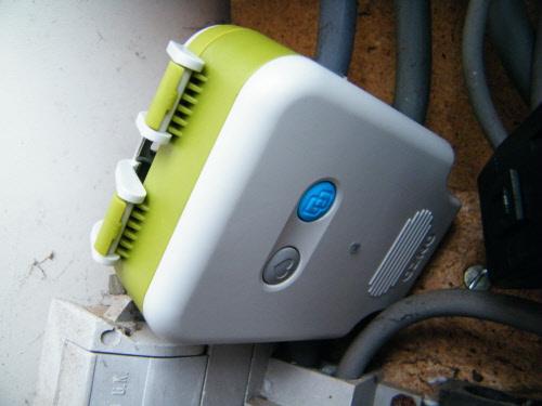Sensor on Cable