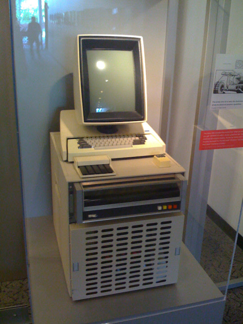 Old PC Machine